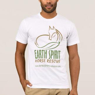 T-shirt de Earth Spirit Horse Rescue Inc. (hommes)
