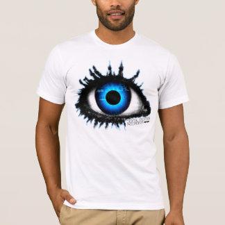 T-shirt de explosion d'oeil d'insomnie de Digitals