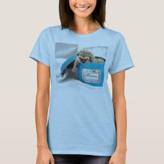 T-shirt De façon précieuse