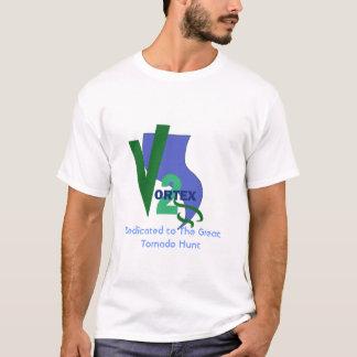T-shirt de fan du vortex 2