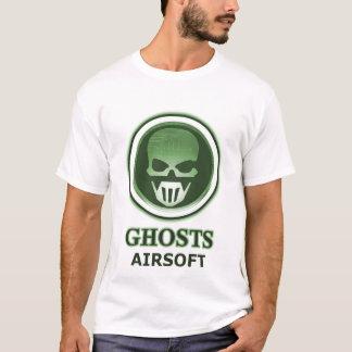 T-shirt de fantômes - blanc