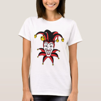 T-shirt de farceur de pièce en t