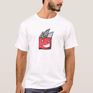 T-shirt de faucon de Fred