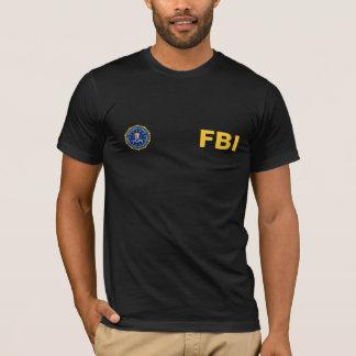 T-shirt de FBI