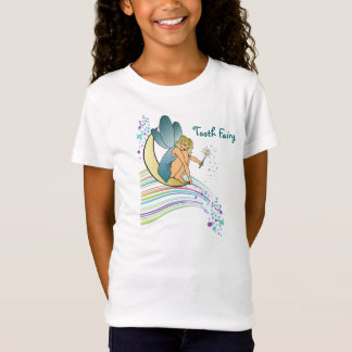 T-shirt de fée de dent