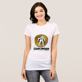 T-shirt de femelle d'explorateur