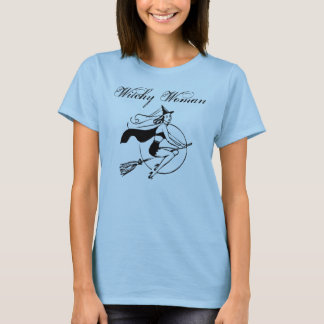 T-shirt de femme de Witchy