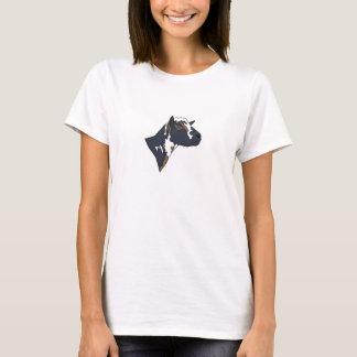 T-shirt de ferme de KNS : MINX