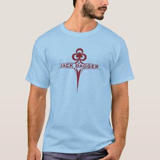 T-shirt de feuille de trèfle pour les types