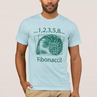 T-shirt de Fibonacci