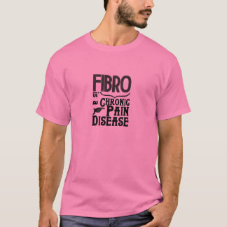 T-shirt de fibromyalgie