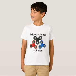 T-shirt de fileur de personne remuante