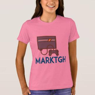 T-shirt de fille de MarkTGH