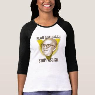 T-shirt de filles de Murray Rothbard