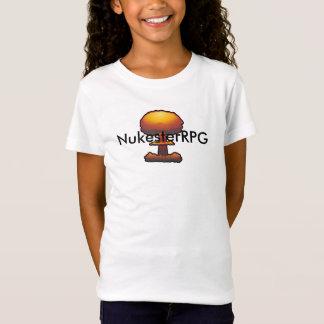 T-shirt de filles de NukesterRPG