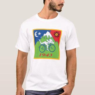 T-shirt de finale du bikeride de Hoffman