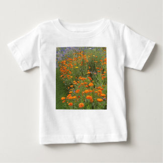 T-shirt de fleur