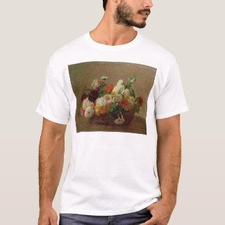 T-shirt De fleur toujours la vie