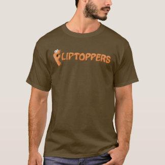 T-shirt de Fliptoppers pour les hommes !