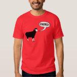 T-shirt de Fnord Discordian de moutons noirs