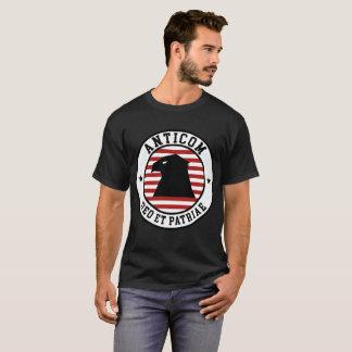 T-shirt de fonctionnaire d'ANTICOM