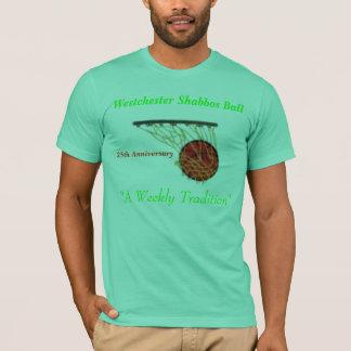 T-shirt de fonctionnaire de boule de Shabbos