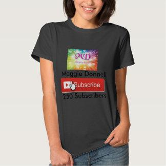 T-shirt de fonctionnaire de Maggie Donnell