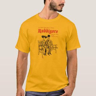 T-shirt de fonte de Ruddigore