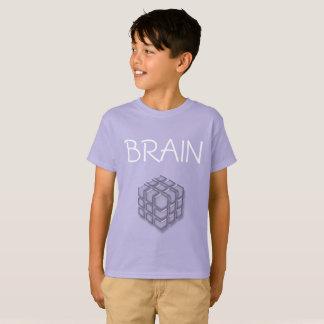 T-shirt de forme de cube
