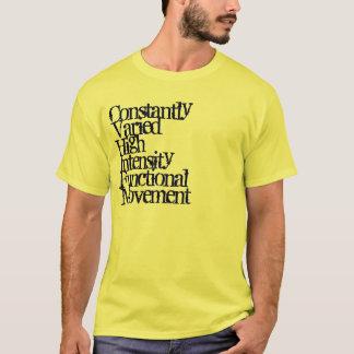 T-shirt De forte intensité