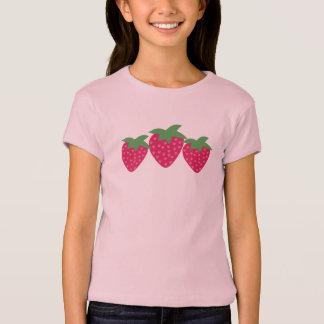 T-shirt de fraises