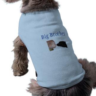 T-shirt de frère de chiot t-shirt pour chien