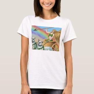 T-shirt de Freya de déesse