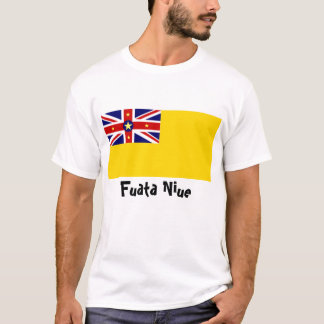 T-shirt de Fuata Niué