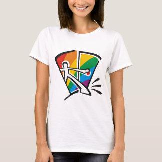 T-shirt de gay pride