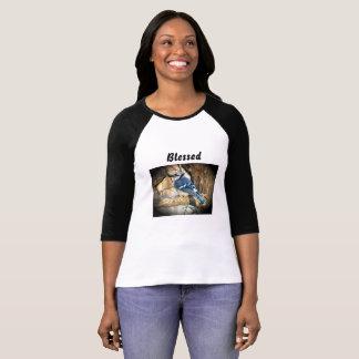 T-shirt de geai bleu (béni)