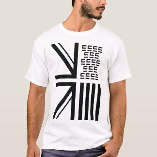 T-shirt de genèse d'Entra©