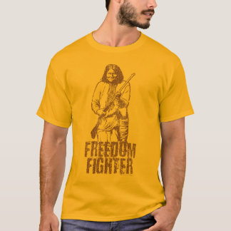 T-shirt de Geronimo de combattant de liberté -