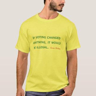T-shirt de Goldman