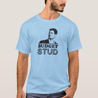 T-shirt de goujon de budget de Paul Ryan !