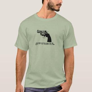 T-shirt de gouvernement