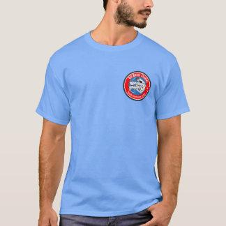 T-shirt de Grappler d'Ayrshire (couleur ; Logo)