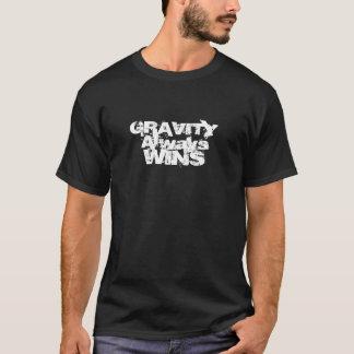 T-shirt de gravité