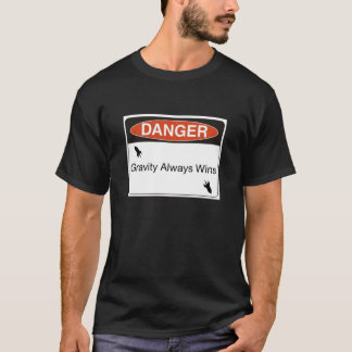 T-shirt De gravité victoires toujours