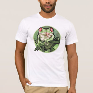 T-shirt de grenouille d'arbre