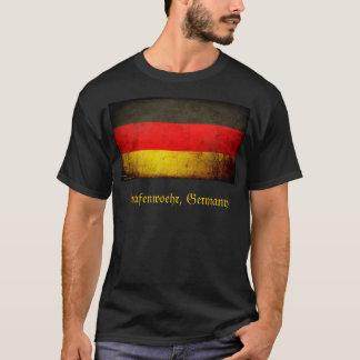 T-shirt de grunge de Grafenwoehr Allemagne