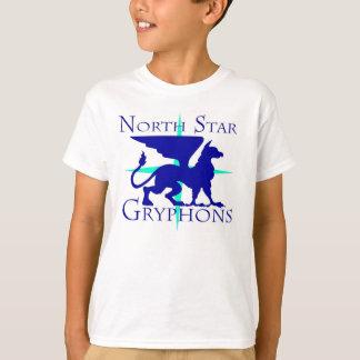 T-shirt de Gryphons de l'étoile du nord des