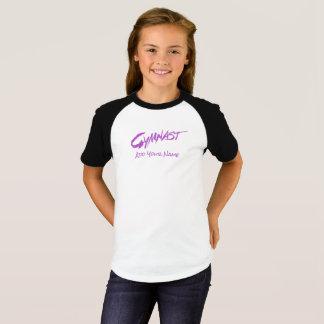 T-shirt de gymnaste