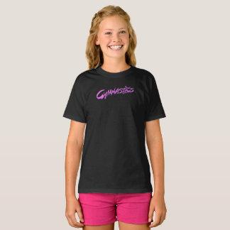 T-shirt de gymnastique