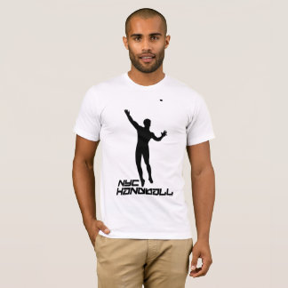 T-shirt de handball de NYC